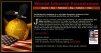 World Liberty Foundation website