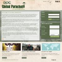 OPC Global Parachute website