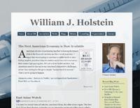 William Holstein website